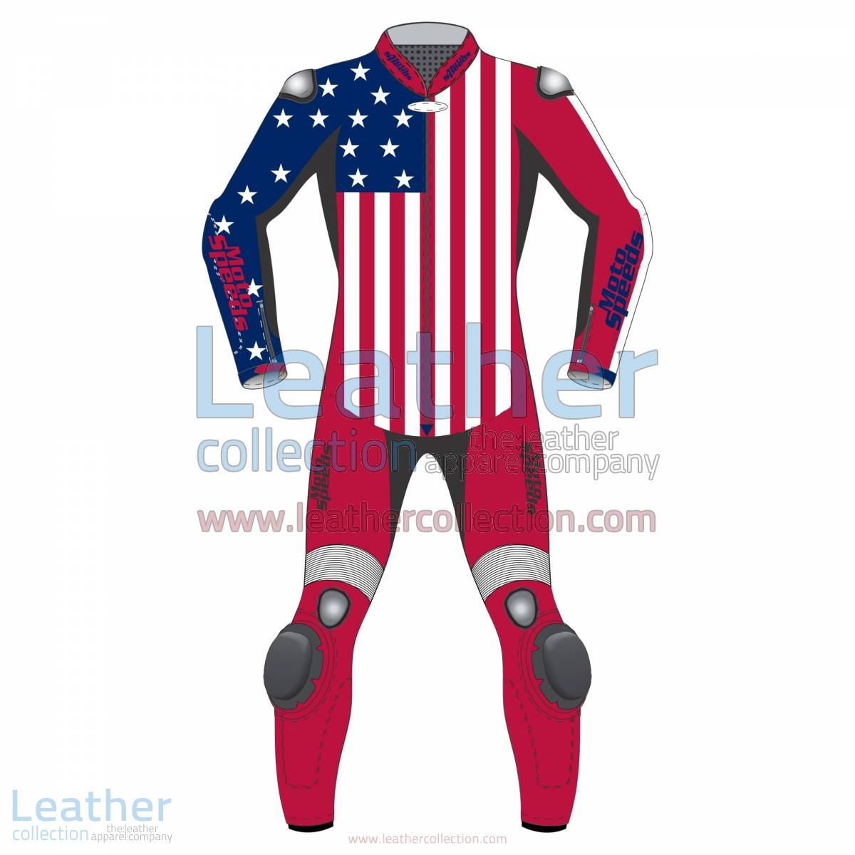 Yamaha FIAT Motorcycle Racing Leather Suit – Leather Suit