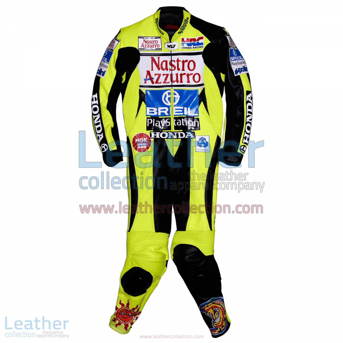X-MEN Motorbike Leather Racing Pants – Leather Pant